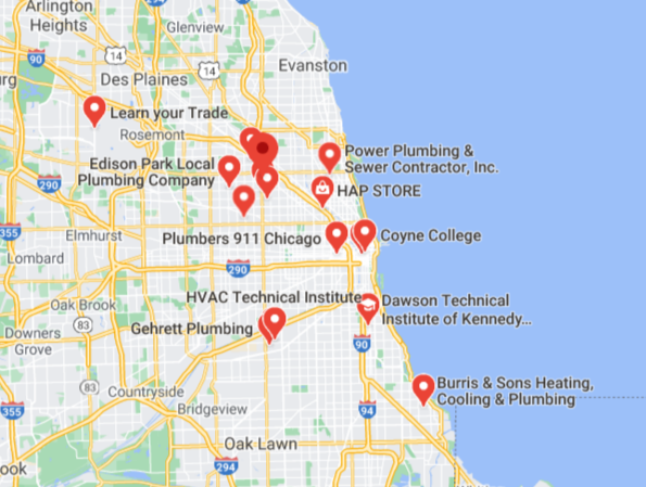 plumbing courses and classes in chicago il