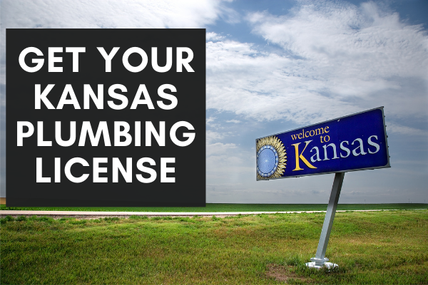 does kansas require a plumbing license