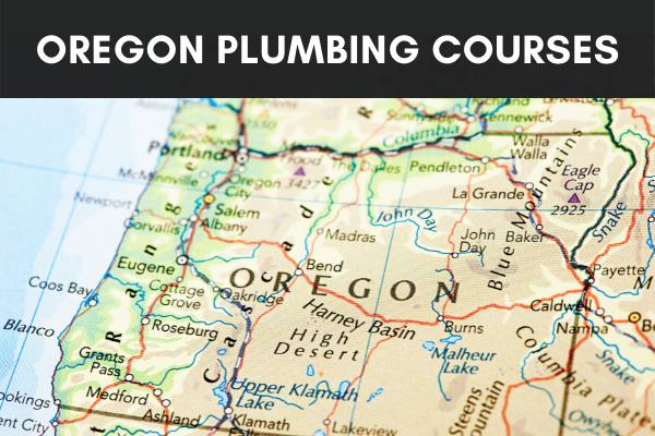 oregon plumbing courses classes and training
